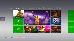 How to Reset the XBOX 360 to Factory Default Settings