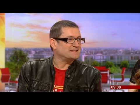Paul Heaton Beautiful South  BBC Breakfast