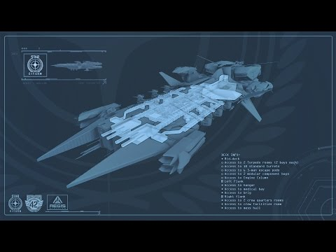 Star Citizen Capital Ships & what you need to know !