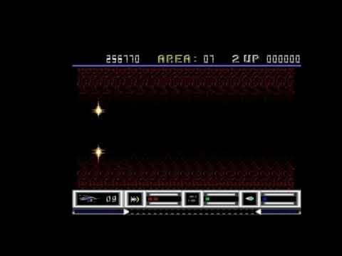 Katakis Longplay (C64 Real Hardware)