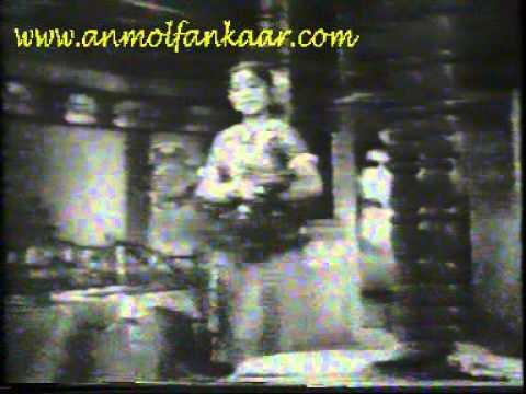 Har Har Mahadev 1950 - Runjhun Runjhun Chali Jaoon Main - Geeta Roy Dutt
