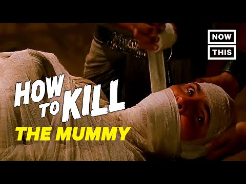 How to Kill the Mummy | Slash Course | NowThis Nerd