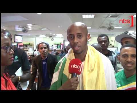 Comoros Team Arrives for Uganda Cranes Clash