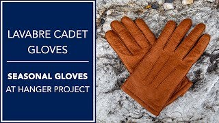 Lavabre Cadet Gloves At Hanger Project - 2018 Seasonal Collection | Kirby Allison