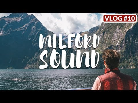 MILFORD SOUND, NEW ZEALAND: WHAT TO SEE ON THE WAY TO FIORDLAND (2018) /// THESTYLEJUNGLE VLOG #10