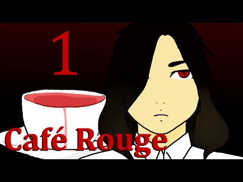 Cafe Rouge | Chapter 1 | Gosh dang