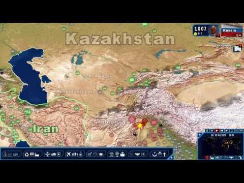 Geopolitical Simulator 4: African Diamond Cartel pt. 5 - A Big Friend