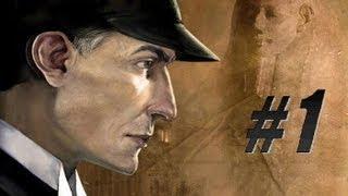 Шерлок Холмс. Пять египетских статуэток. Прохождение. Часть 1