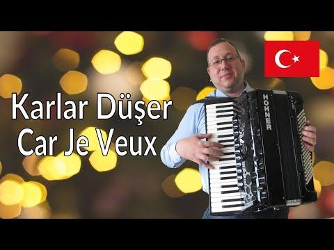 Karlar Düşer (Adamo Car Je Veux Cover) Murathan Akordeon