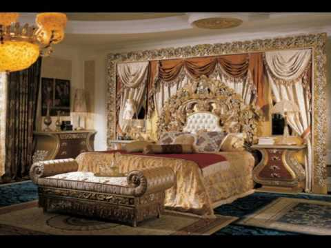 Baroque Style Bedroom Furniture