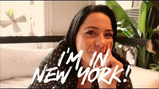 THE BIG APPLE - Lucy Spraggan Vlog