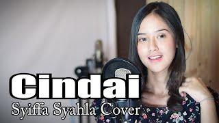 Cindai - Siti Nurhaliza | Syiffa Syahla Cover & Lirik [ Bening Musik ] | Reggae