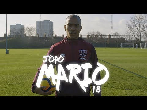 JOAO MARIO: I REALLY WANTED TO COME TO WEST HAM