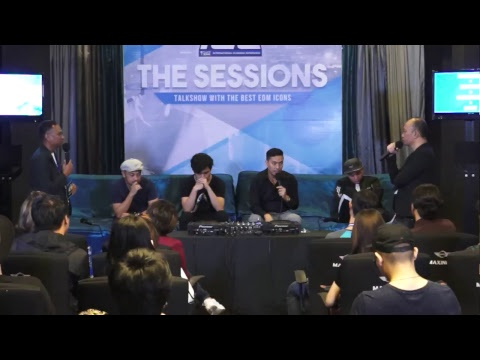 ALLABOUT ICEPERIENCE - The Session Eps. 06 - Topic : RnB Hip Hop & Producer & Record Label