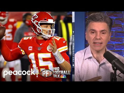 Kansas City Chiefs' offense unstoppable in AFC Championship | Pro Football Talk | NBC Sports