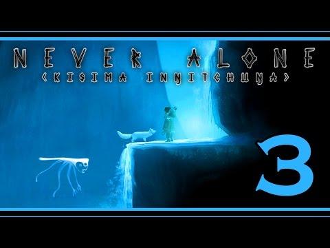 Never Alone (Kisima Inŋitchuŋa)   DEEP BLUE SEA   60fps Gameplay (Part 3), Walkthrough w/ facecam