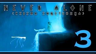 Never Alone (Kisima Inŋitchuŋa) | DEEP BLUE SEA | 60fps Gameplay (Part 3), Walkthrough w/ facecam