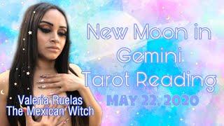 New Moon in Gemini Tarot Reading