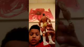 Showing you my action figures (part 1)