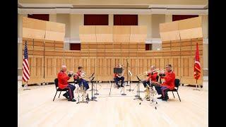 TRADITIONAL Shenandoah - The President's Own United States Marine Band