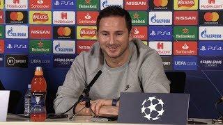 A MASSIVE night for Chelsea  Frank Lampard