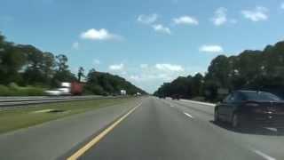 I-95 NORTH FLORIDA - TIME LAPSE