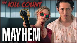 Mayhem (2017) KILL COUNT