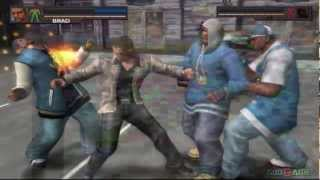 Urban Reign - Gameplay PS2 HD 720P
