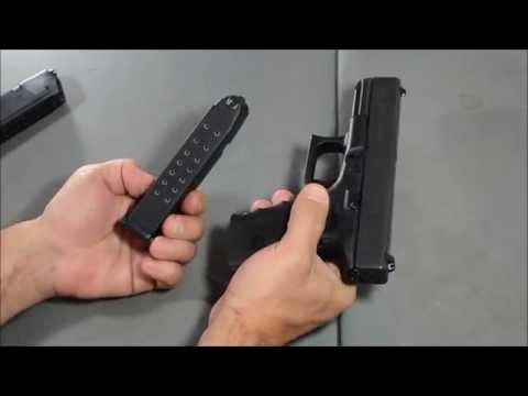 Pistola Glock 19 em 9mm Parabellum