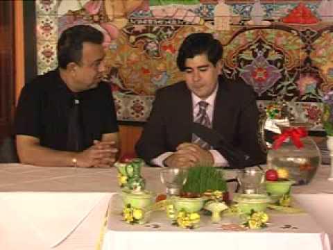 Said Mehravar Salar Aghili Interview 3