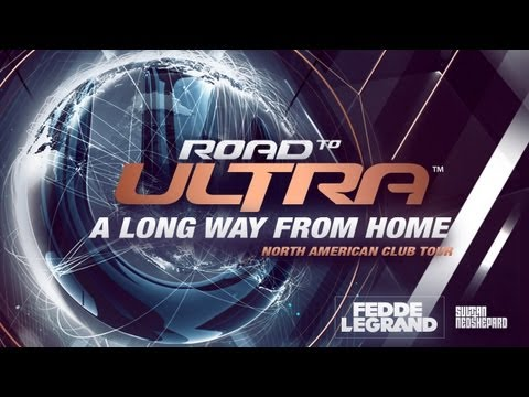 Fedde Le Grand & Sultan + Ned Shepard - Road to Ultra (Teaser)