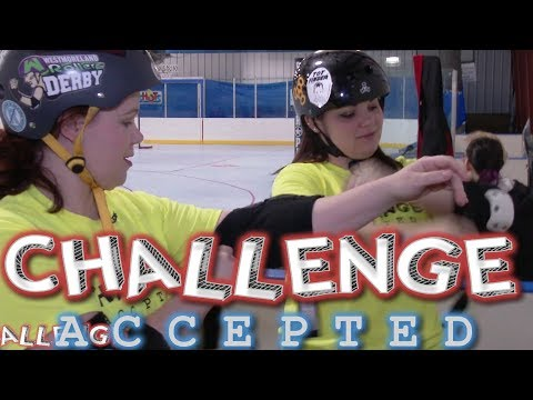 Challenge Accepted: WestCo Roller Derby