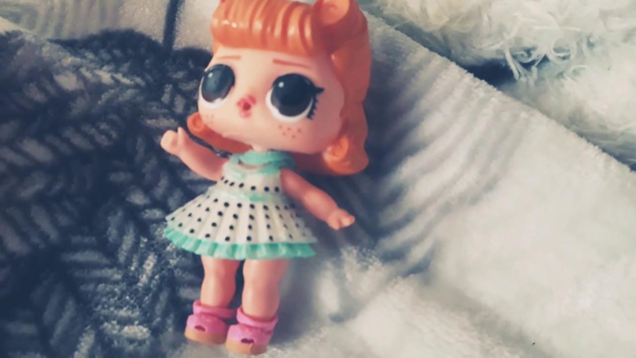 кукла лол с красными волосами соколова публикациях