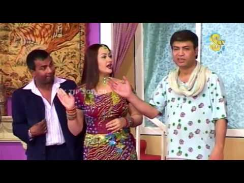 Best Of Nargis and Rambo New Pakistani Stage Drama Comedy Funny Act: