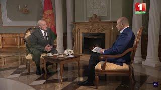 Интервью Александра Лукашенко украинскому журналисту Дмитрию Гордону | Телеверсия