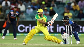 Maxwell's massive switch-hit six caps latest stunning innings | Dettol ODI Series 2020
