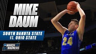 South Dakota State\'s Mike Daum was a scoring machine against Ohio State