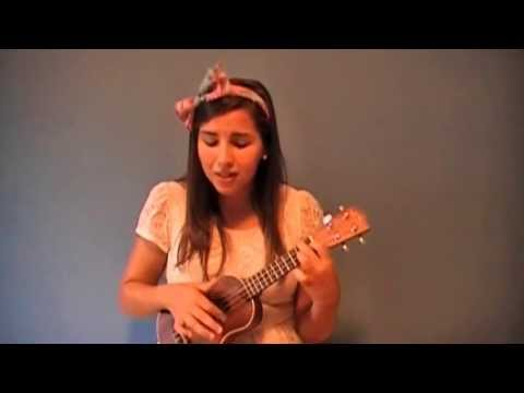 A Disney Love Song Medley (on the ukulele) - a Katie Mullins cover