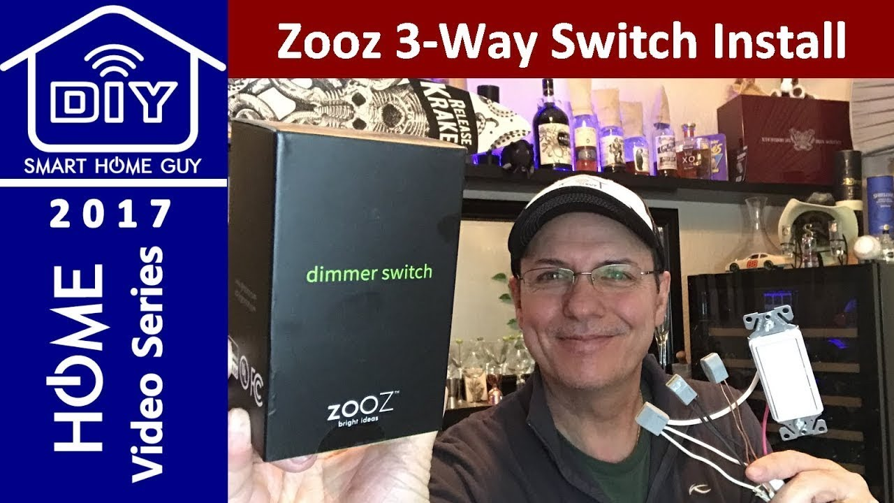 Diy 3 Way Switch Zooz Z Wave Smart Installation For Your Wink And 4 Wiring Diagrams With Multiple Lights Doityourself Hub 2 Home Automation
