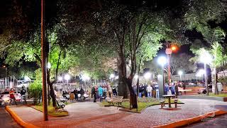 Botucatu 163 anos - Praças botucatuenses