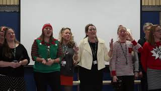 Girls' Prep  - Do they know it's Christmas?