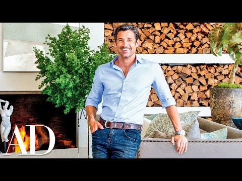 Patrick Dempsey Gives a House Tour of His Malibu Home Designed by Frank Gehry  Architectural Digest