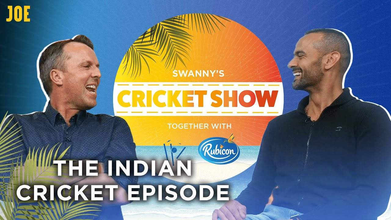 Why cricket is a religion in India and the brilliance of Sachin Tendulkar | Swanny's Cricket Sh