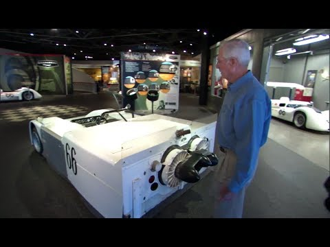 Jim Hall Of Chaparral Cars American Inventors Interview Series