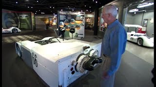 Jim Hall of Chaparral Cars - American Inventors Interview Series