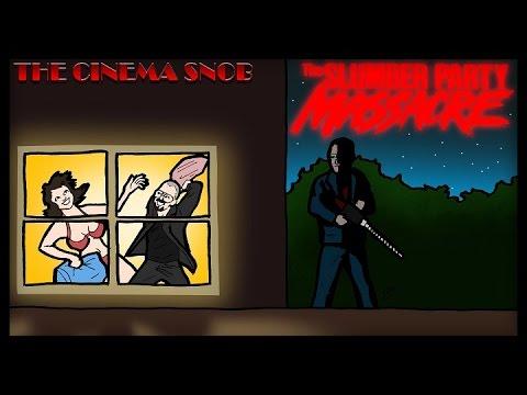 The Cinema Snob: THE SLUMBER PARTY MASSACRE