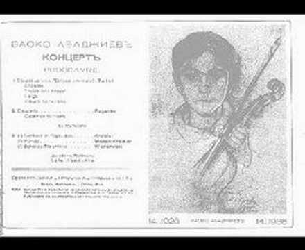 Bazini-dance of luitins played by Vasco Abadjiev