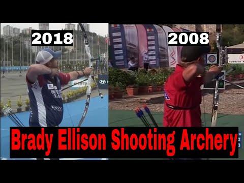 Brady Ellison Shooting Form 2008 Vs 2018 (10 Years of