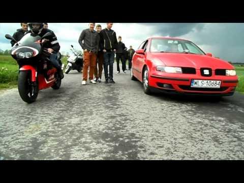 Zlot skuterów/motorowerów - Łosice 11 maja 2014