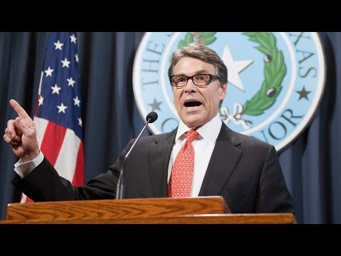 Texas Gov. Rick Perry's Indictment Explained